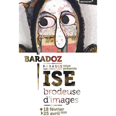 Ise brodeuse d'images